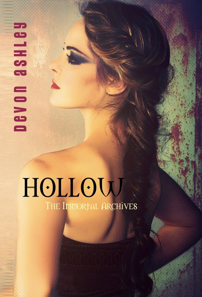 Hollow front cover